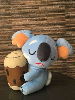 Koala Plush-Pokemon