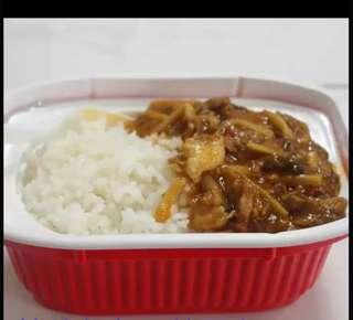 飯盒,即食,自動發熱,米飯