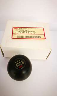 Subaru STI manual gear knob
