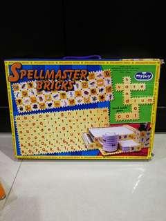 Kids Toys (Spelling Bricks)