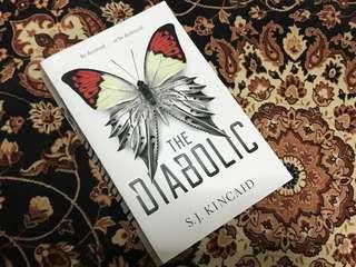 The Diabolic by S.J. Kincaid