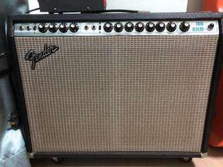 For Sale Vintage 70s Fender Twin Reverb Silverface