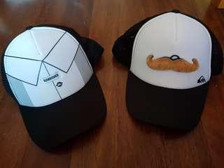 Quiksliver Cap