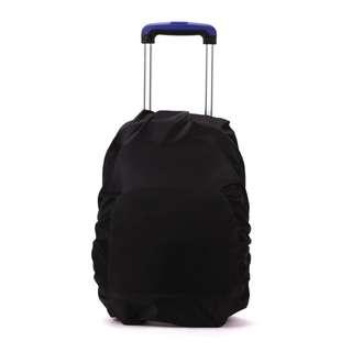 Black Waterproof Backpack Rain Cover (Medium)