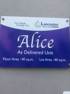 Alice Townhouse
