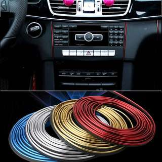 Car Dashboard Decoration Strip