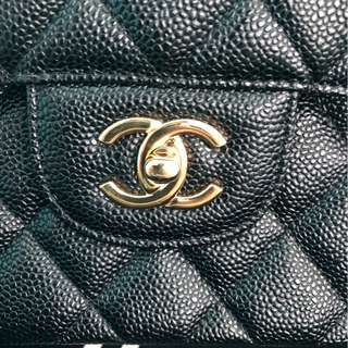 Chanel double flap size 30 jumbo