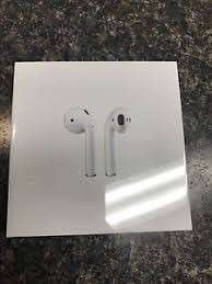 Apple AirPods 全新未開