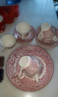 Dutch tableware