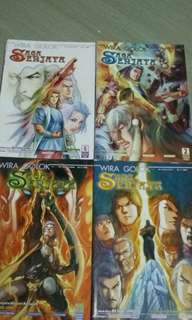 Manhua comic forsale