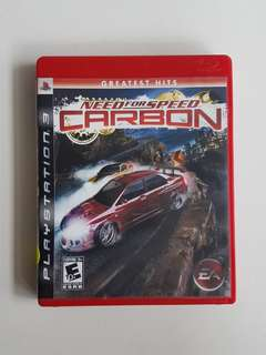 Ps3 Need For Speed Carbon Game