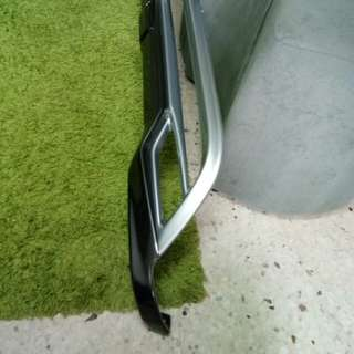 Myvi Std 2015 Rear Skirt