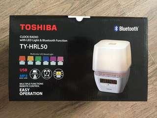 TOSHIBA 東芝藍芽喇叭燈