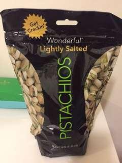USA 🇺🇸 Costco lightly salted pistachios 美國開心果