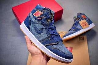 Nike Air Jordan 1 x Levi's