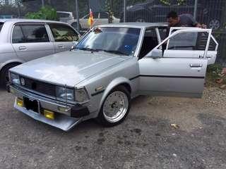 Toyota ke70 turbo