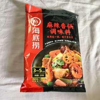 海底捞麻辣香锅料包