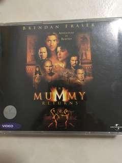 VCD Mummy Return