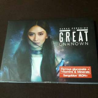 Sarah Geronimo Original CD