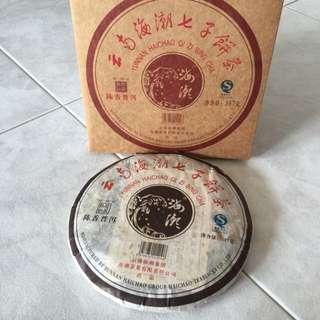 🍮Old Pu Er 普洱茶饼🍎