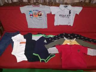 TAKE ALL CLOTHES FOR 12-24months