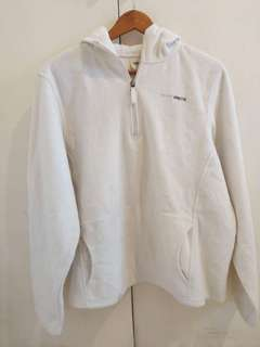 Vintage Old Navy Fleece Hooded Jacket