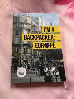 Backpackers Guide: Europe