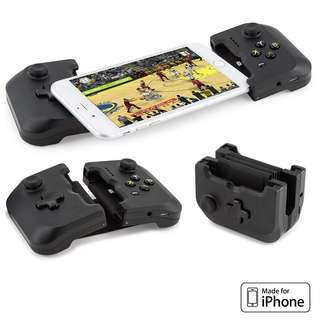 Gamevice Controller (2018 Model) – Gamepad Game Controller for iPhone X/8/7/6 & Plus [Apple MFi Certified] [DJI Spark, Tello, Sphero Star Wars]