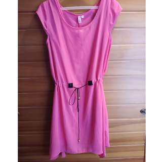 Penshoppe Pink Dress (used once)