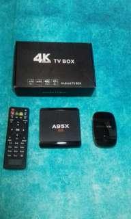 ANDROID TV BOX bonus wifi Andromax M2Y