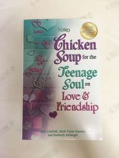 $10 only Chicken Soup for the Teenage Soul on Love & Friendship