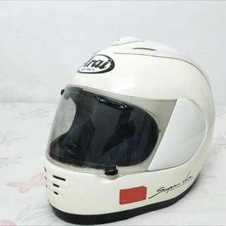 Arai helmet