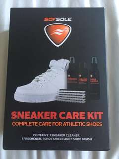 SOFSOLE sneaker care kit