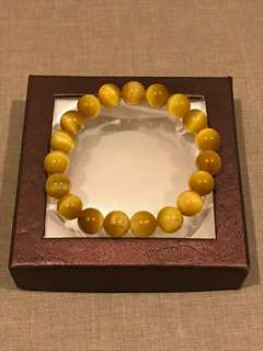 金虎眼Golden Tiger Eye Bracelet