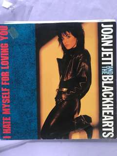 Vinyls Record by Joan Jett and the Blackhearts 12""