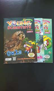 Young Scientists - Level 2