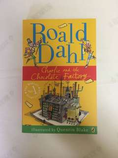 CHEAP Charlie And The Chocolate Factory by Roald Dahl
