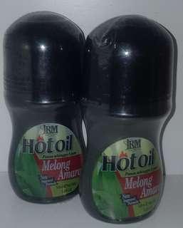 INSTOCK @JRM HOT OIL