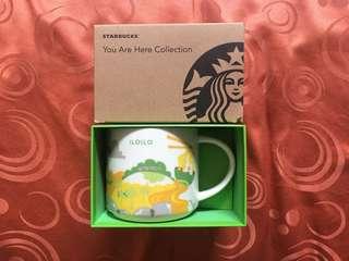 Starbucks Philippines You Are Here Mug ILOILO