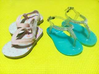Baby Girl Sandals/ Slippers