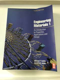 🚚 Engineering Materials 1, 3rd Ed 2005