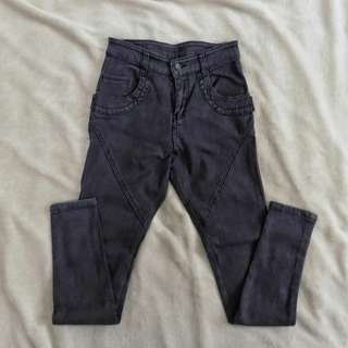 Skinny Low-Rise (Hipster) Pants