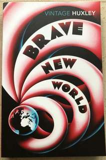 BN Vintage Huxley - Brave New World #classics