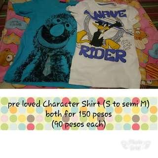 Pre love character shirt