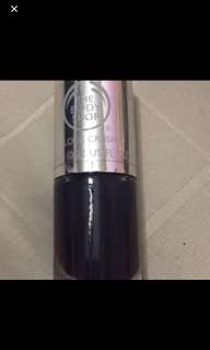 Brand New The Body Shop Berry Gorgeous Dark Blue Nail Polish