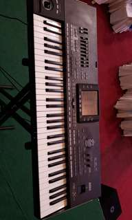 Korg pa3x and korg extreme triton the price is for the tow keyboard 13000 and its negotiable