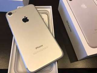 Iphone 7 256GB Silver Kredit Cepat