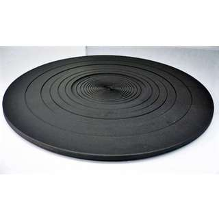 Technics Turntable Original Rubber Mat RGS0010A for SL1200MK2,MK3,MK4 6mm (Made in Japan)