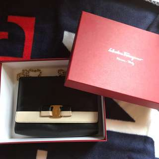 Ferragamo chain bag