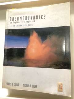 🚚 Thermodynamics An Engineering Approach, 4th Ed 2002